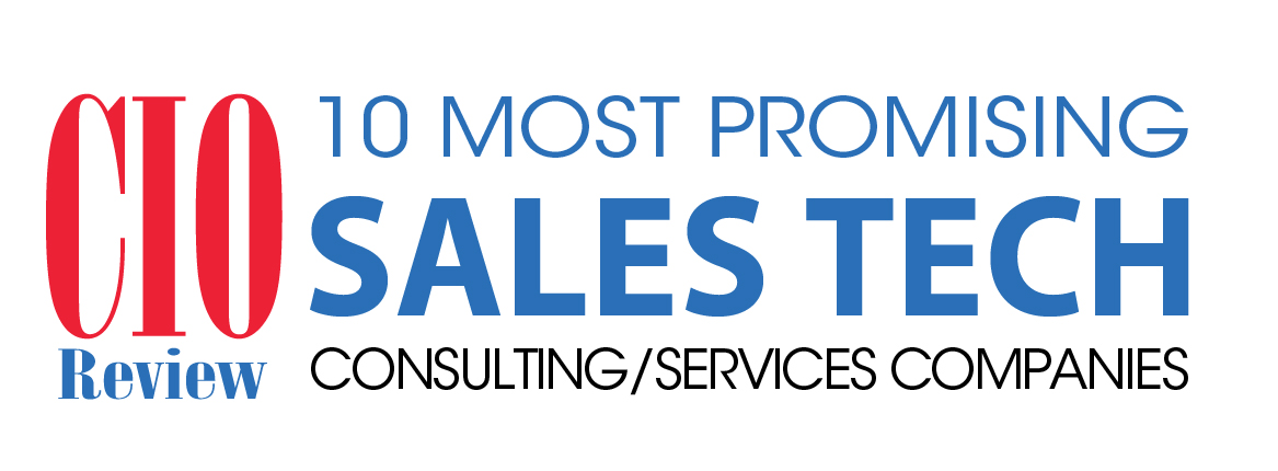 Top 10 Sales Tech Consulting/Services Companies - 2019