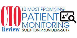 Top 10 Patient Monitoring Tech Companies - 2017