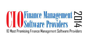 10 Most Promising Finance Management Software Providers - 2014