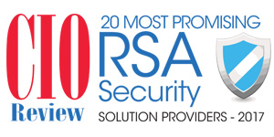 Top 20 RSA Security Solution Providers - 2017