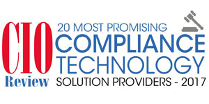 20 Most Promising Compliance Technology Solution Providers - 2017