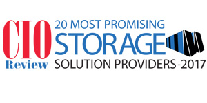 Top 20 Storage Technology Companies - 2017