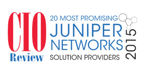 20 Most Promising Juniper Networks Solution Providers - 2015
