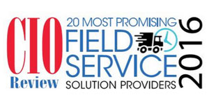 Top 20 Field Service Solution Companies - 2016
