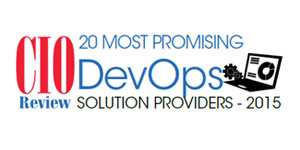 20 Most Promising DevOps Solution Providers - 2015