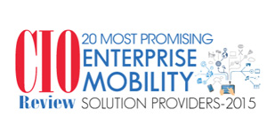 20 Most Promising Enterprise Mobilty Solution Providers 2015