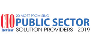 Top 20 Public Sector Solution Companies - 2019