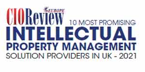 Top 10 Most Promising Intellectual Property Management Solution Companies In UK -2021