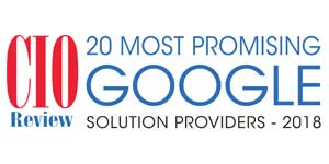 Top 20 Google Solution Providers - 2018