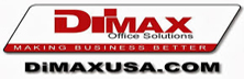Dimax Office Solutions: Technology That Arrives With Support Demand