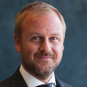 Jacob Ingerslev, Head of Global Cyber Risk,