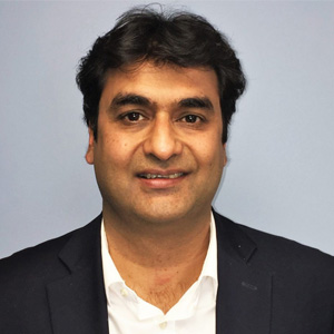 Vikram Ahuja, CTO, Vlink Inc