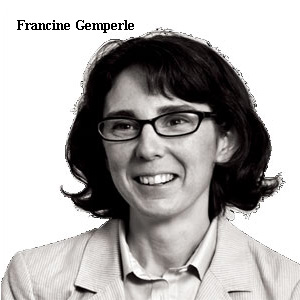 Francine Gemperle, Director of Human Sciences, MAYA Design