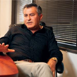 Sam Mahrouq, Chairman and Chief Executive Officer, iKON Technologies