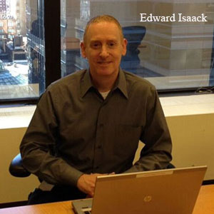 Edward Isaack, Director-Enterprise Content Management