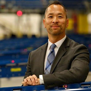 Dave Kipe, SVP, Global Operations, Scholastic Inc.