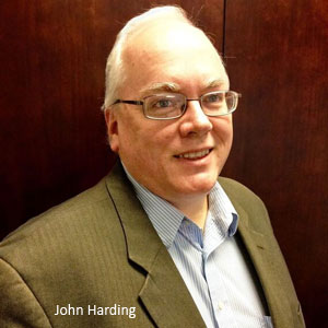 John Harding, Director of Operations & Infrastructure, CNSI