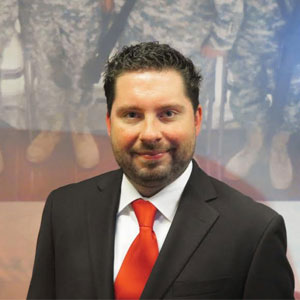 Jonathan Hughes, FCIO, IT Specialist, US Department of Veterans Affairs, Columbia, S.C.