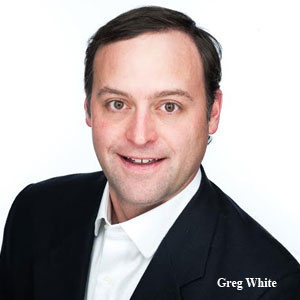 Greg White, Director of Global Alliances Marketing, Commvault