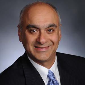 Param Bedi, VP for Library and Information Technology, Bucknell University