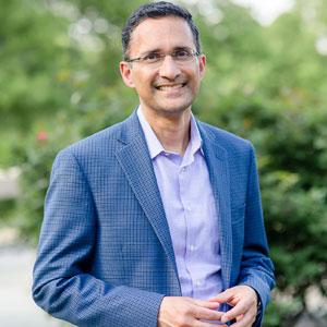 AlinD'Silva, Vice President of IT at Verizon