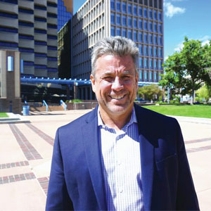 Peter Ambs, CIO, City of Albuquerque