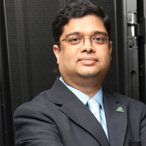 Rajeev Bukralia, CIO & Associate, University of Wisconsin- Green Bay