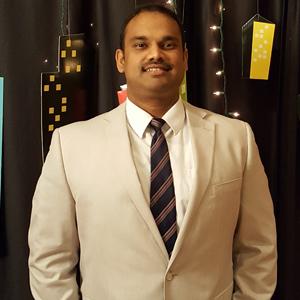 Ashok Matta, Director, Data Science, EMPLOYERS