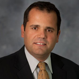 Miguel Louzan, VP-IT, UCB, Inc.