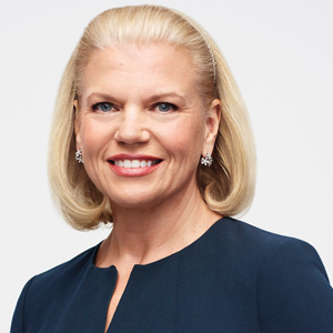 Virginia M. Rometty, Chairman, President & CEO, IBM [NYSE:IBM]