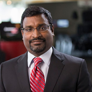 Ajit Sivadasan, VP and GM, Lenovo