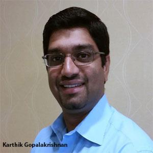 Karthik Gopalakrishnan, Global ERP Manager, Ascom