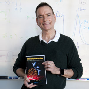 Jonathan P. Dowling, Chair Professor for Theoretical Physics, Louisiana State University