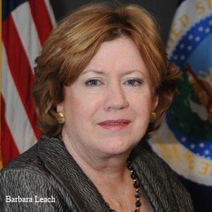 Barbara Leach, Senior Advisor and Director-Risk Mitigation, USDA