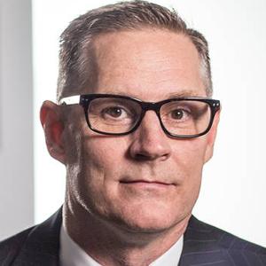 Scott Spradley, CIO, Hewlett Packard Enterprise