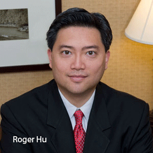 Roger Hu, Partner, Financial Markets & Wealth Management Leader, IBM Global Business Services