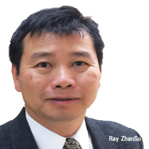 Ray ZhanSu, Director-Vendor and Project Management, Acxiom