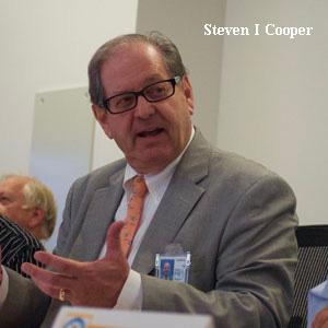 Steve I Cooper, CIO, U.S. Department of Commerce