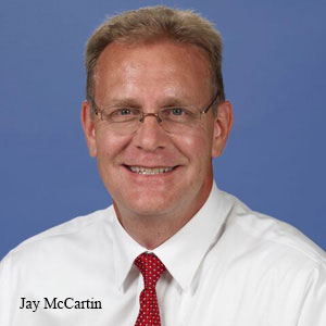 Jay McCartin, VP-Logistic Operations, Army & Air Force Exchange Service