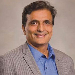 Professor Nick Vyas, Executive Director and Co-Founder, USC Marshall's Center for Global Supply Chain Management