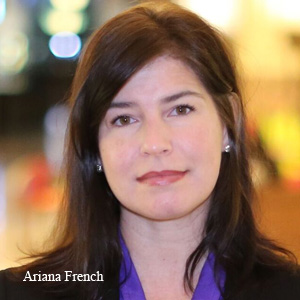 Ariana French, Director, Digital Technology, American Museum of Natural History