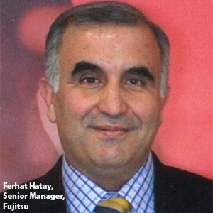Ferhat Hatay, Senior Manager of Strategy and Innovation, Fujitsu