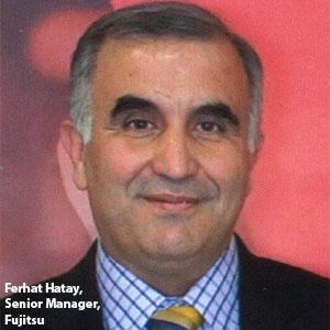 Ferhat Hatay, Senior Manager of Strategy and Innovation, Fujitsu