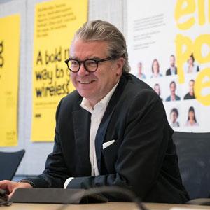 Jan Geldmacher, President, Sprint Business [NYSE:S]