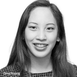 Diny Huang, Program Manager, frog