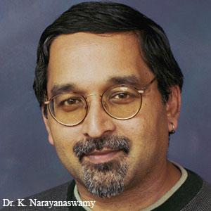 Dr. K. Narayanaswamy, CTO & Co founder, Cs3 Inc.