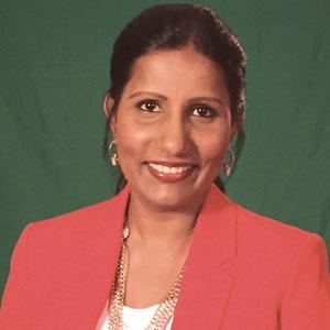Meerah Rajavel, CIO, Qlik