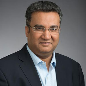 Shahbaz Ali, President & CEO, Tarmin