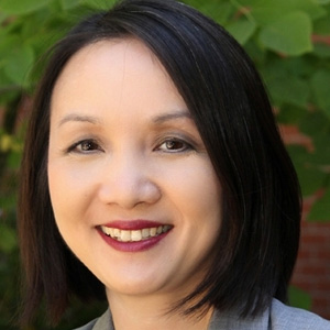 Melissa Z Woo, Vice Provost- IS & CIO, University of Oregon