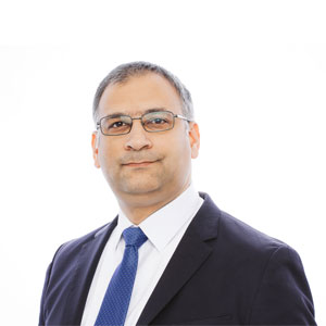 Nilesh Chandra, Healthcare Experts, PA Consulting